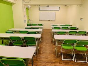 台中綠川西路85號教室租借