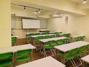 台中空間租借B教室左側圖