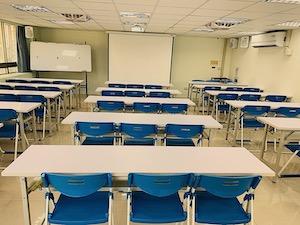 台中綠川東教室301正面圖