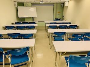 台中綠川東教室302正面圖