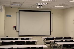 新竹火車站場地租借201教室-左側圖