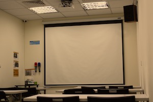 新竹火車站教室租借202教室-右側圖