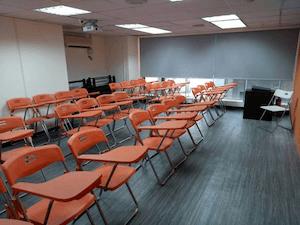 桃園思考致富教室-A教室側面圖