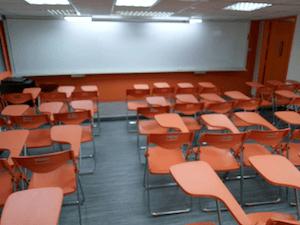 桃園思考致富教室-B教室正面圖