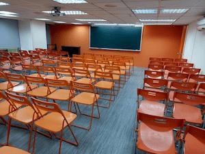 桃園思考致富教室-D教室正面圖