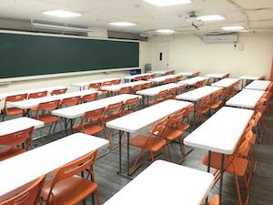 桃園思考致富教室-E教室正面圖