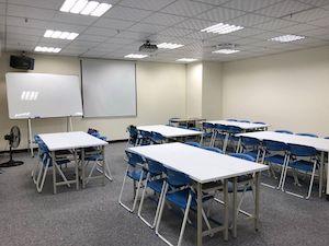 桃園空間租借-桃園南崁教室-大教室講座型